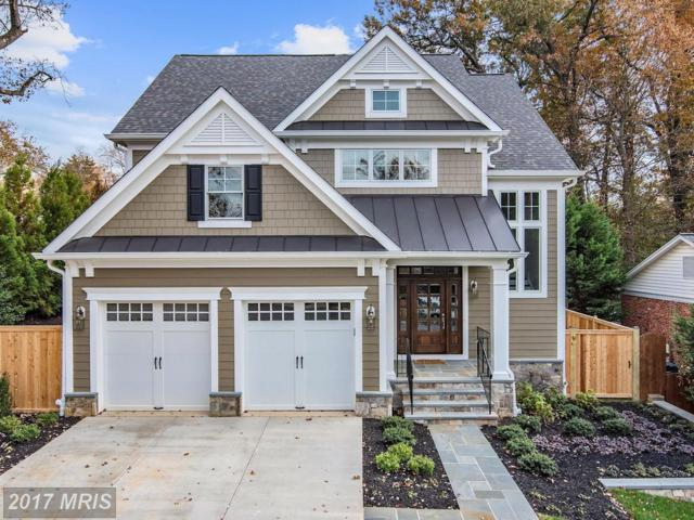 5700 Tanglewood Road, Bethesda, MD 20817 (#MC10102552) :: Pearson Smith Realty