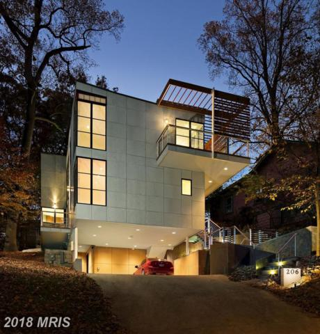 206 Domer Avenue, Takoma Park, MD 20912 (#MC10122288) :: The Withrow Group at Long & Foster