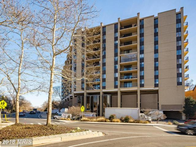 4242 East West Highway #719, Chevy Chase, MD 20815 (#MC10122844) :: Pearson Smith Realty
