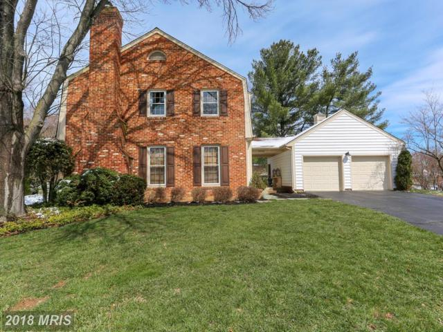 10005 Desoto Court, Montgomery Village, MD 20886 (#MC10177053) :: Advance Realty Bel Air, Inc