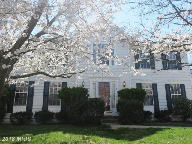 216 Lower Country Drive, Gaithersburg, MD 20877 (#MC10189160) :: Advance Realty Bel Air, Inc