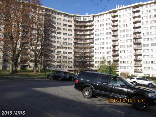 8830 Piney Branch Road #1202, Silver Spring, MD 20903 (#MC10203580) :: Provident Real Estate
