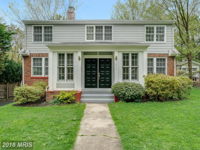 3911 Thornapple Street, Chevy Chase, MD 20815 (#MC10211692) :: Advance Realty Bel Air, Inc
