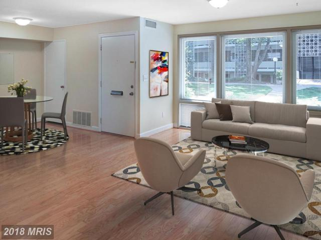 7530 Spring Lake Drive A, Bethesda, MD 20817 (#MC10302834) :: The Sebeck Team of RE/MAX Preferred