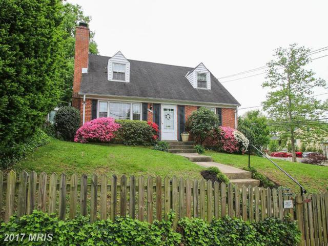 3518 Shepherd Street, Chevy Chase, MD 20815 (#MC9930447) :: Pearson Smith Realty