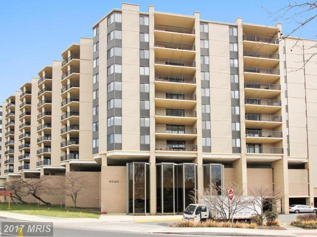4242 East West Highway #601, Chevy Chase, MD 20815 (#MC9953768) :: Pearson Smith Realty