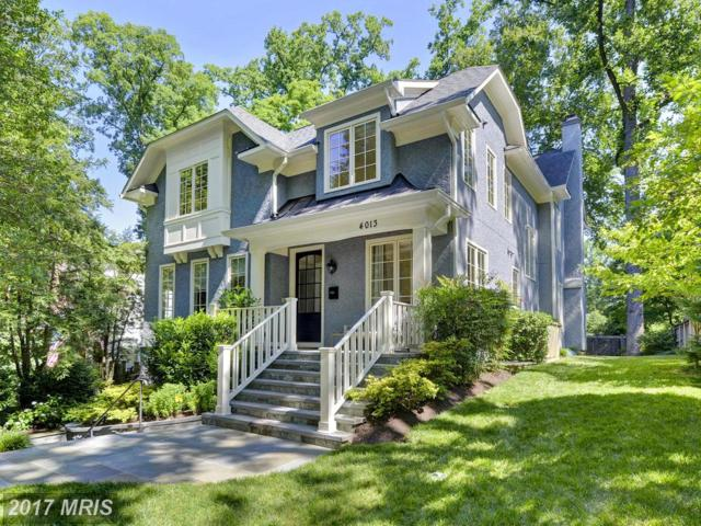 4013 Thornapple Street, Chevy Chase, MD 20815 (#MC9985927) :: Pearson Smith Realty