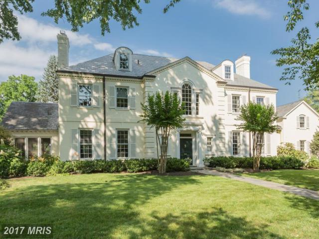 6005 Highland Drive, Chevy Chase, MD 20815 (#MC9988325) :: LoCoMusings