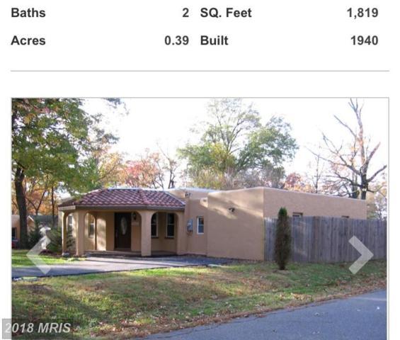 9322 Worrell Avenue, Lanham, MD 20706 (#PG10114190) :: Bob Lucido Team of Keller Williams Integrity