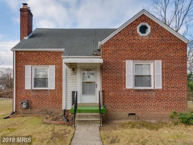 2311 Ramblewood Drive, District Heights, MD 20747 (#PG10124023) :: Pearson Smith Realty