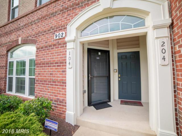 902 Hall Station Drive #104, Bowie, MD 20721 (#PG10237008) :: RE/MAX Executives