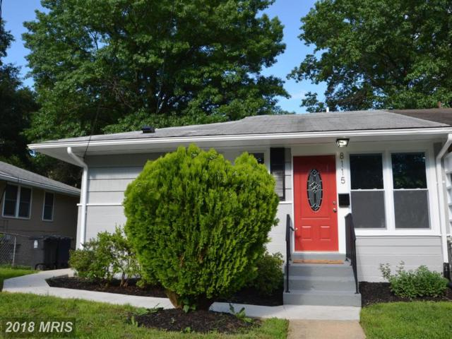 8115 Allendale Drive, Landover, MD 20785 (#PG10269627) :: The Maryland Group of Long & Foster