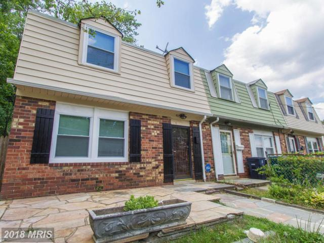 1806 Palmer Park Road, Landover, MD 20785 (#PG10298560) :: The Maryland Group of Long & Foster