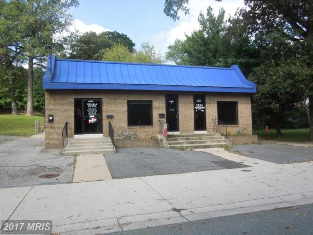 5812 40TH Avenue, Hyattsville, MD 20782 (#PG9781113) :: Pearson Smith Realty