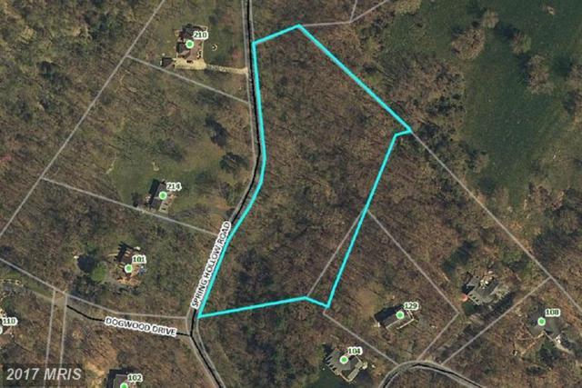 Spring Hollow Road, Woodstock, VA 22664 (#SH9719281) :: LoCoMusings