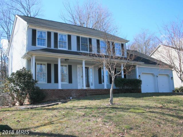 9531 Charlesfield Drive, Fredericksburg, VA 22407 (#SP10094528) :: Green Tree Realty