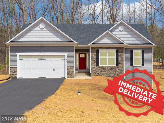 5700 Bazzanella Drive, Mineral, VA 23117 (#SP10242554) :: Keller Williams Pat Hiban Real Estate Group