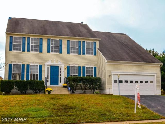 27 Basalt Drive, Fredericksburg, VA 22406 (#ST10095987) :: Pearson Smith Realty