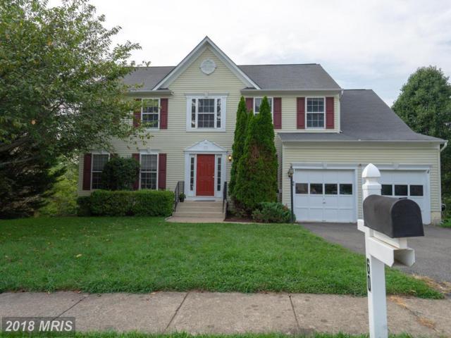 60 Basalt Drive, Fredericksburg, VA 22406 (#ST10319165) :: RE/MAX Cornerstone Realty