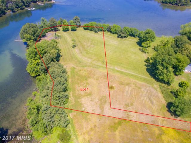 Lot 1 - Melanie Drive, Saint Michaels, MD 21663 (#TA9945714) :: Pearson Smith Realty