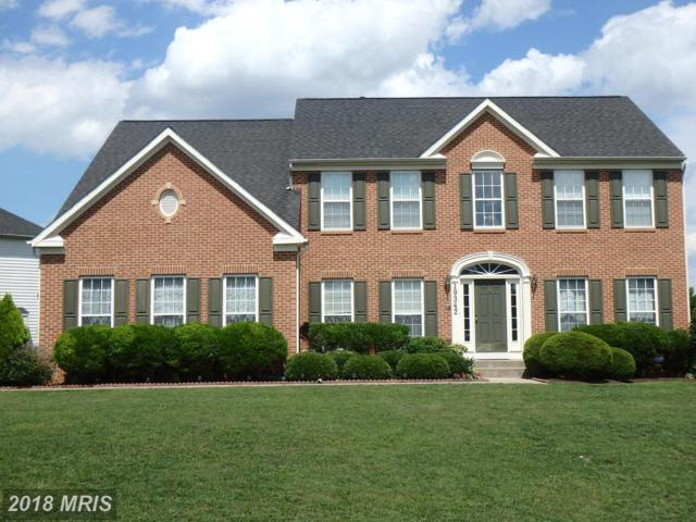 19342 Paradise Manor Drive, Hagerstown, MD 21742 (#WA10010840) :: The Gus Anthony Team
