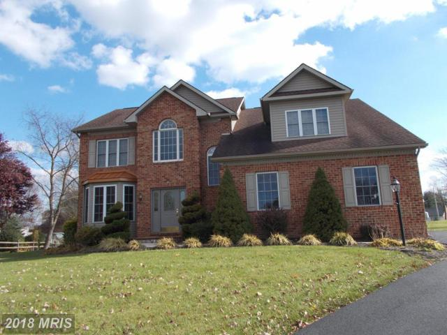 9809 Summerlin Court, Hagerstown, MD 21740 (#WA10104217) :: Pearson Smith Realty