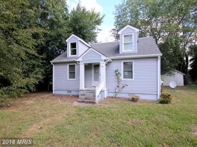 105 Russell Avenue, Fruitland, MD 21826 (#WC10069980) :: Pearson Smith Realty