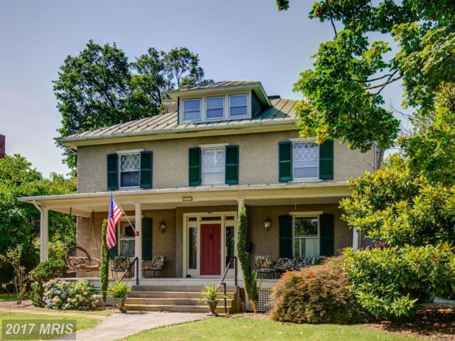 411 Clifford Street, Winchester, VA 22601 (#WI10011425) :: Pearson Smith Realty