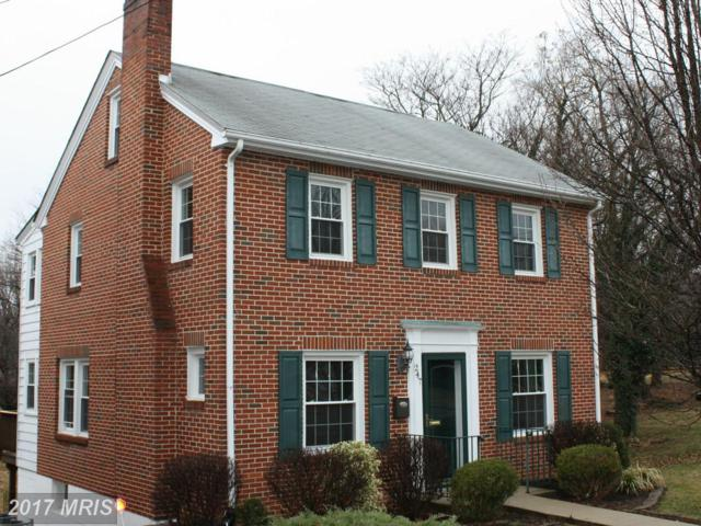 247 Miller Street, Winchester, VA 22601 (#WI9841263) :: LoCoMusings