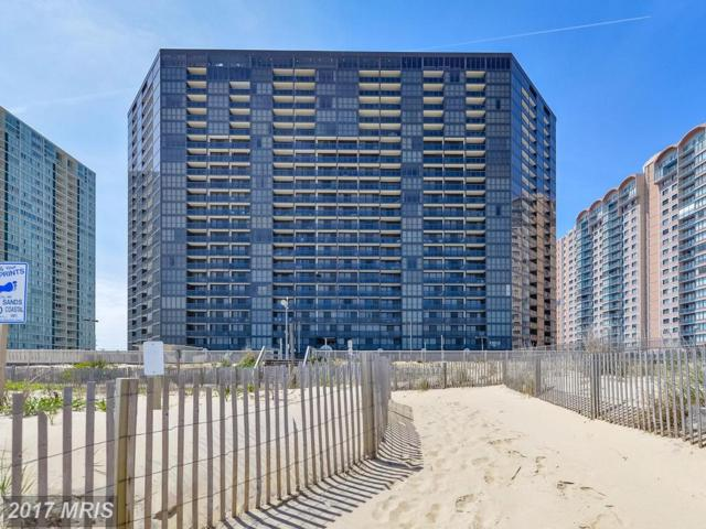 10900 Coastal Highway #602, Ocean City, MD 21842 (#WO10071579) :: ExecuHome Realty