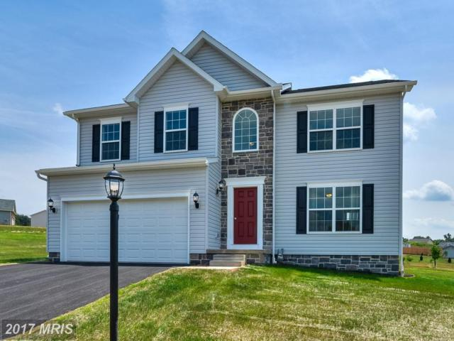 55 Clover Run #9, Abbottstown, PA 17301 (#YK9912540) :: Pearson Smith Realty