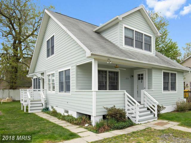 1215 Oak Avenue, Shady Side, MD 20764 (#AA10047136) :: Pearson Smith Realty