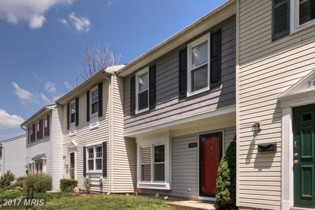 338 Charred Oak Court, Annapolis, MD 21409 (#AA9918964) :: LoCoMusings