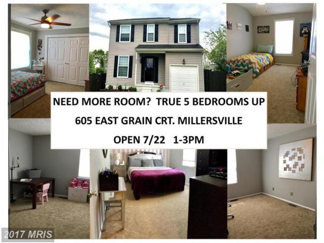 605 Grain Court E, Millersville, MD 21108 (#AA9934469) :: LoCoMusings