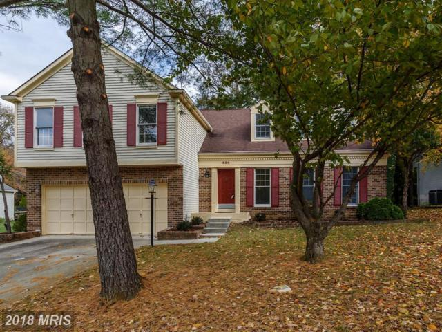 220 Autumn Chase Drive, Annapolis, MD 21401 (#AA9974731) :: Pearson Smith Realty