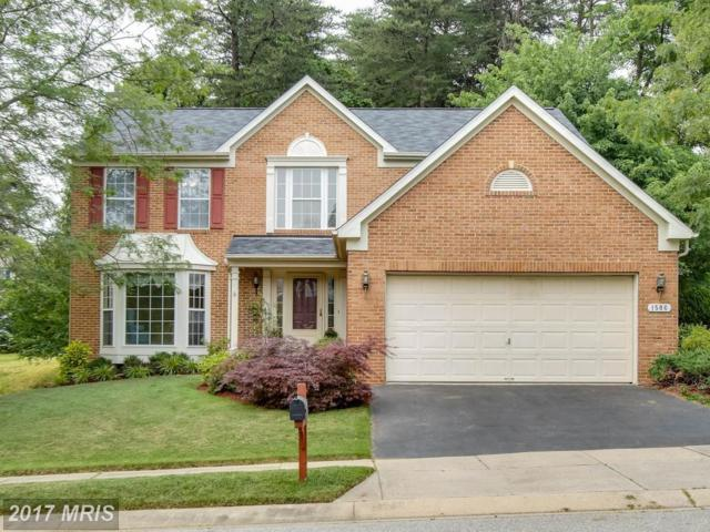 1506 Ridge Forest Way, Hanover, MD 21076 (#AA9978981) :: Pearson Smith Realty