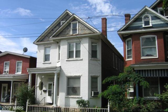 206 Columbia Street, Cumberland, MD 21502 (#AL9737320) :: LoCoMusings