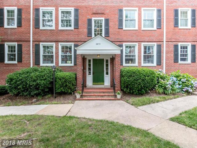 2871 Buchanan Street A1, Arlington, VA 22206 (#AR10282484) :: SURE Sales Group