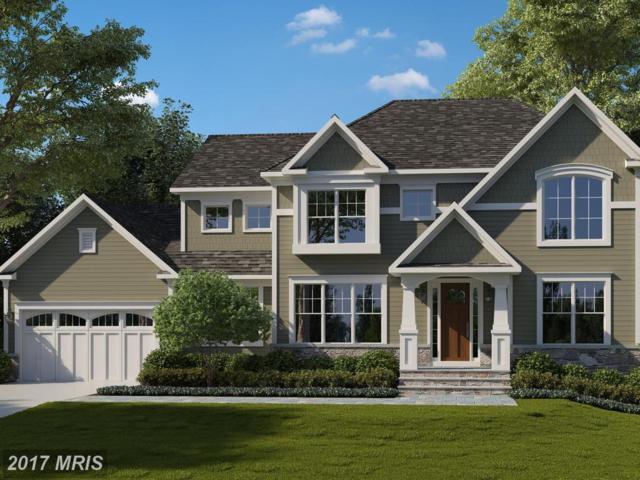 2606 Upshur Street, Arlington, VA 22207 (#AR9899211) :: Pearson Smith Realty