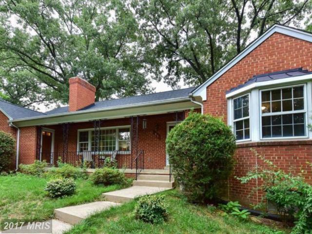 31 Jackson Street, Arlington, VA 22201 (#AR9961574) :: Pearson Smith Realty