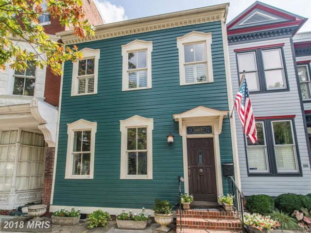 435 Columbus Street N, Alexandria, VA 22314 (#AX10057878) :: Pearson Smith Realty