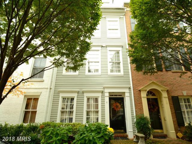 8 Keiths Lane, Alexandria, VA 22314 (#AX10101088) :: Pearson Smith Realty