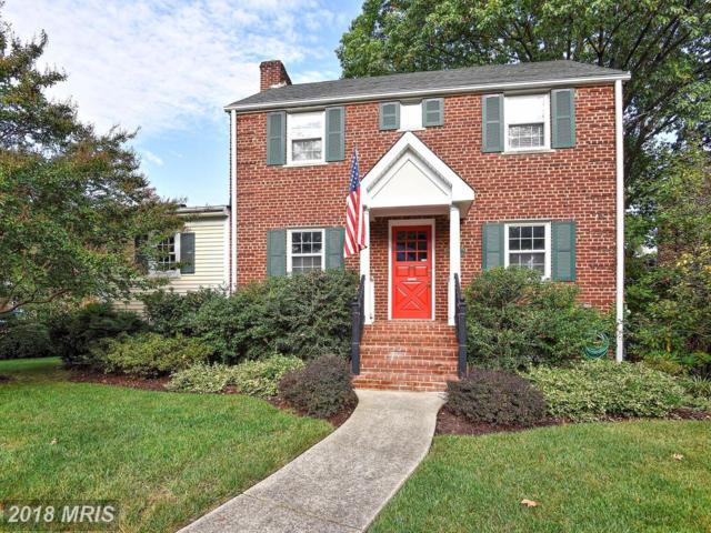 1405 Kenwood Avenue, Alexandria, VA 22302 (#AX10104891) :: Pearson Smith Realty