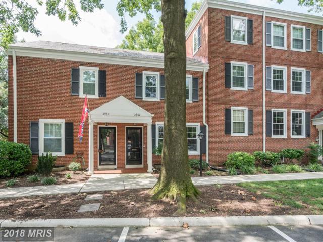2962 Columbus Street S, Arlington, VA 22206 (#AX10300005) :: Pearson Smith Realty