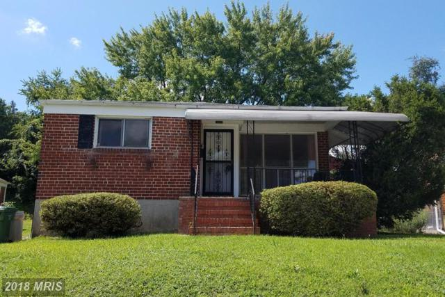 5902 Key Avenue, Baltimore, MD 21215 (#BA10054462) :: Labrador Real Estate Team
