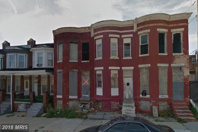 1822 Pulaski Street N, Baltimore, MD 21217 (#BA10058343) :: Colgan Real Estate