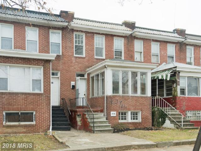 3116 Sumter Avenue, Baltimore, MD 21215 (#BA10120867) :: Pearson Smith Realty