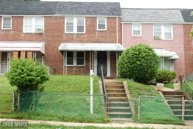 140 Monastery Avenue N, Baltimore, MD 21229 (#BA10268262) :: The Bob & Ronna Group