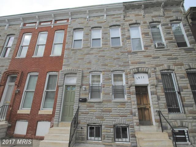 1813 Druid Hill Avenue, Baltimore, MD 21217 (#BA8691152) :: Pearson Smith Realty
