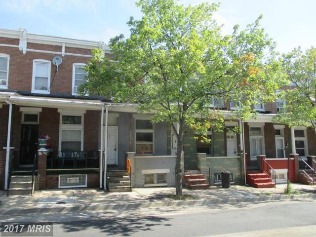 1624 Normal Avenue, Baltimore, MD 21213 (#BA8730584) :: LoCoMusings